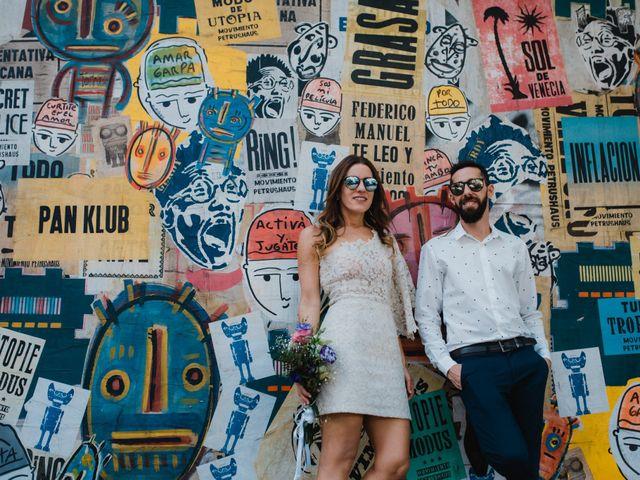 El casamiento de Ale y Caro en Palermo, Capital Federal 2
