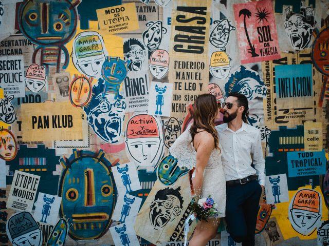 El casamiento de Ale y Caro en Palermo, Capital Federal 3
