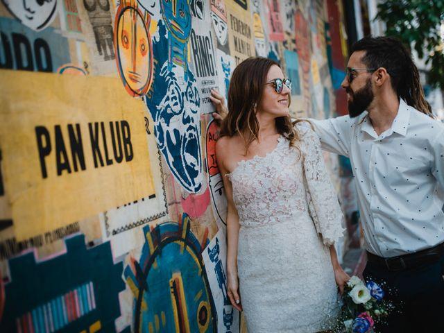 El casamiento de Ale y Caro en Palermo, Capital Federal 4