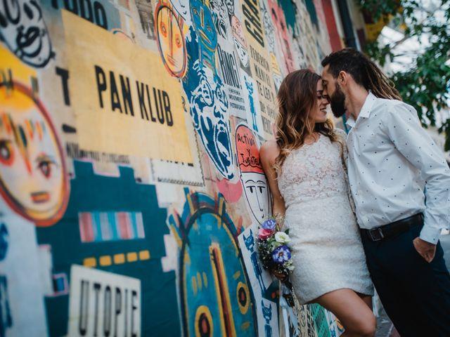 El casamiento de Ale y Caro en Palermo, Capital Federal 5