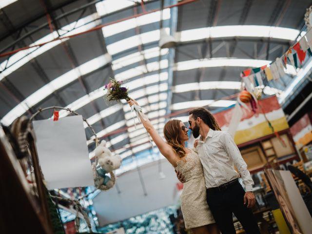 El casamiento de Ale y Caro en Palermo, Capital Federal 7