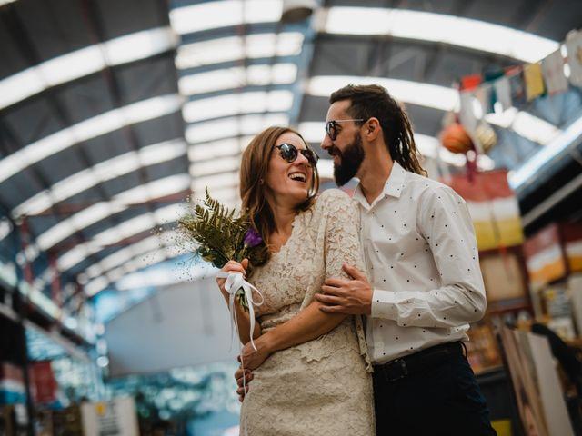 El casamiento de Ale y Caro en Palermo, Capital Federal 8