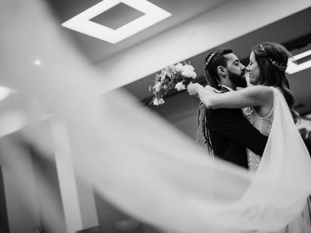 El casamiento de Ale y Caro en Palermo, Capital Federal 32