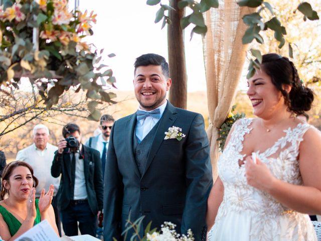 El casamiento de Flor y Fede