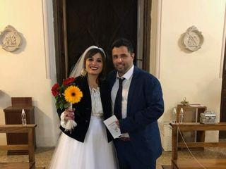 El casamiento de Mercedes y Marcelo