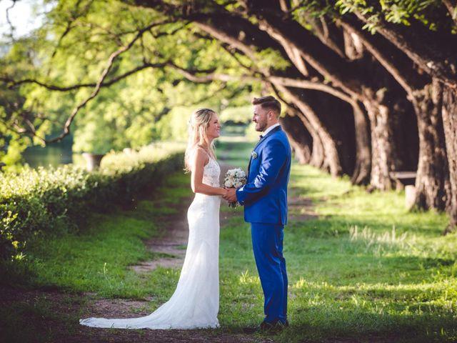 El casamiento de Agos y Kike