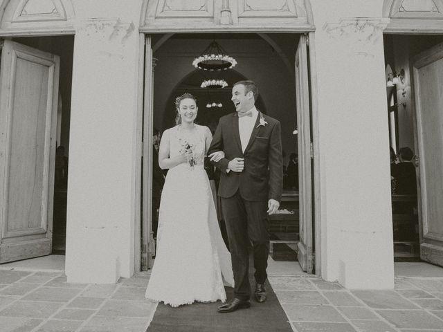 El casamiento de Wanda y Mauro