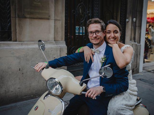 El casamiento de Nati y Dami