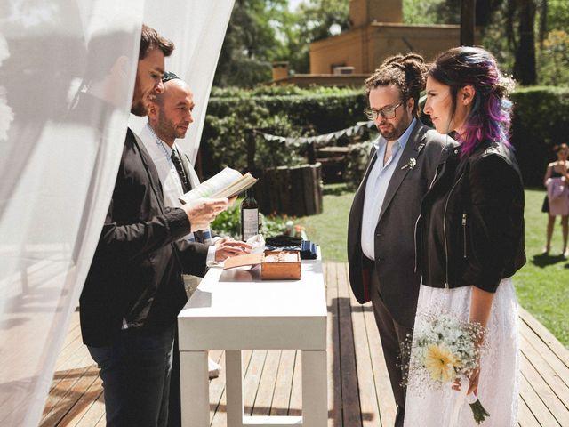 El casamiento de Nerina y Hernan