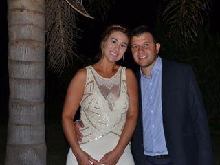 El casamiento de Danel y Malvina