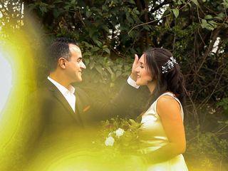 El casamiento de Pau y Ari 3