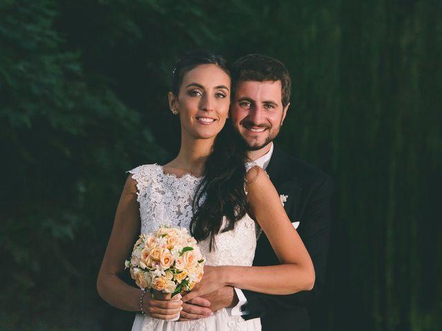 El casamiento de Camila y Emanuel