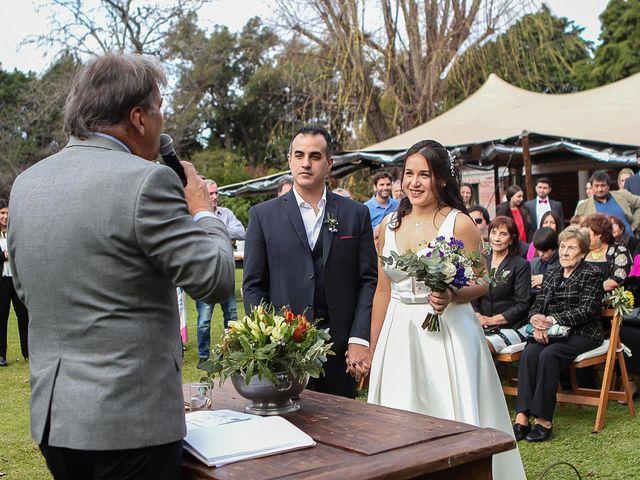 El casamiento de Ari y Pau en Pilar, Buenos Aires 17