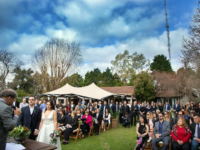 El casamiento de Ari y Pau en Pilar, Buenos Aires 19