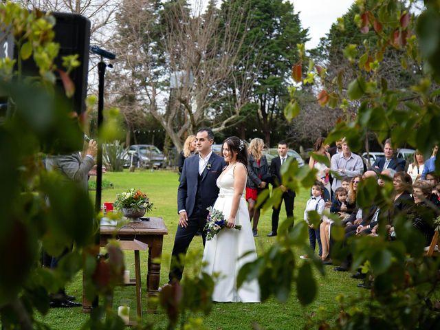 El casamiento de Pau y Ari
