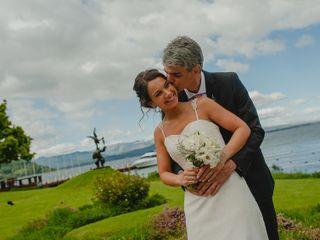 El casamiento de Vicky y Fer