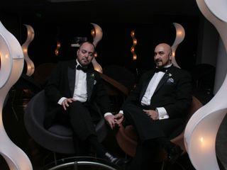 El casamiento de Gabriel y Luis