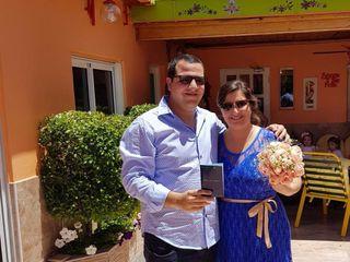 El casamiento de Georgi y Chelo