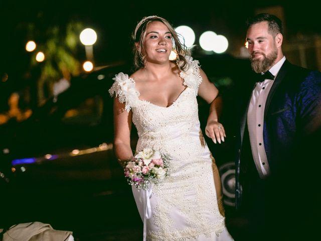 El casamiento de María Rosa y Rubén