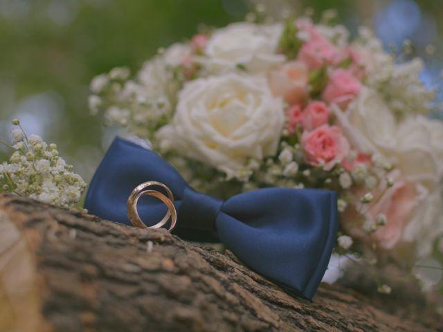 El casamiento de Maru y Santi