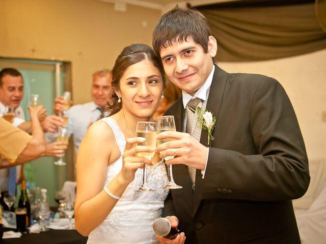 El casamiento de Majo y Franco