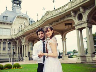 El casamiento de Pri y Martín