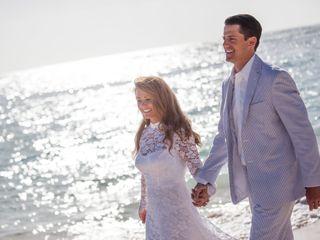 El casamiento de Jennifer y Dustin