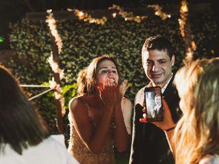El casamiento de Lali y Fran