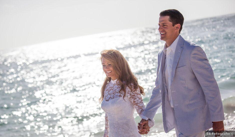 El casamiento de Dustin y Jennifer en Martínez, Buenos Aires