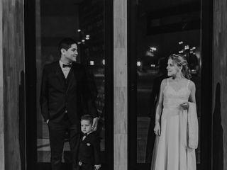 El casamiento de Mica y Martín