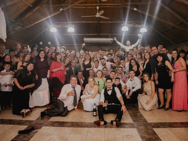 El casamiento de Martín y Mica en San Juan, San Juan 69