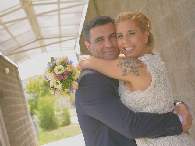 El casamiento de Gise y Juan
