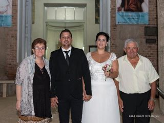 El casamiento de Eli y Ale 1