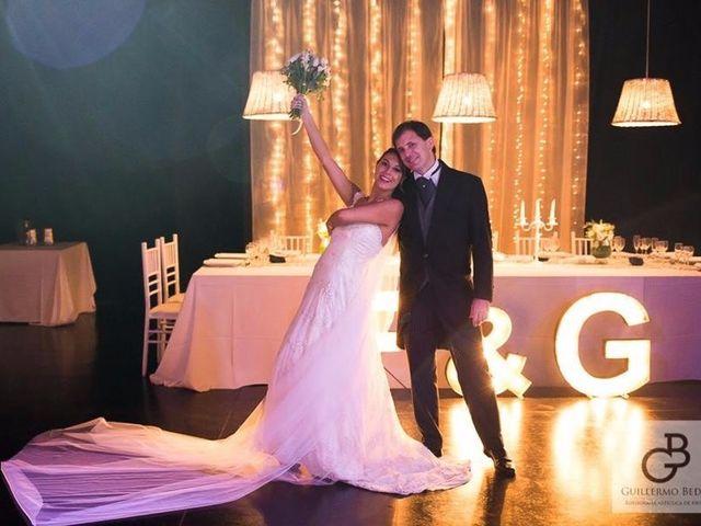 El casamiento de Florencia y Gerardo