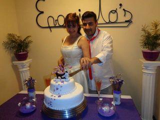 El casamiento de Sabrina y Miguel