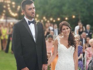 El casamiento de Alfre  y Sabri