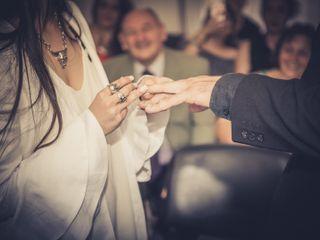 El casamiento de Ailén y David 3