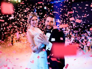 El casamiento de Vanesa y Brian