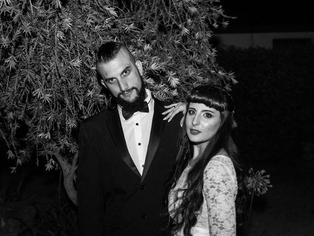 El casamiento de Ailén y David