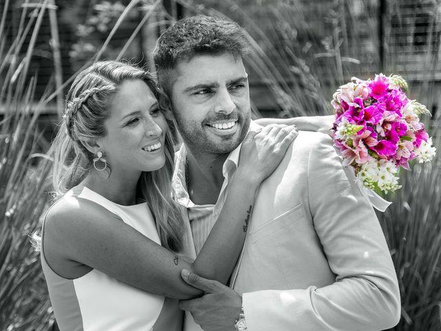 El casamiento de Flor y Johny