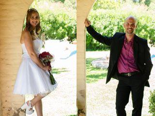 El casamiento de Griselda y Sebastian