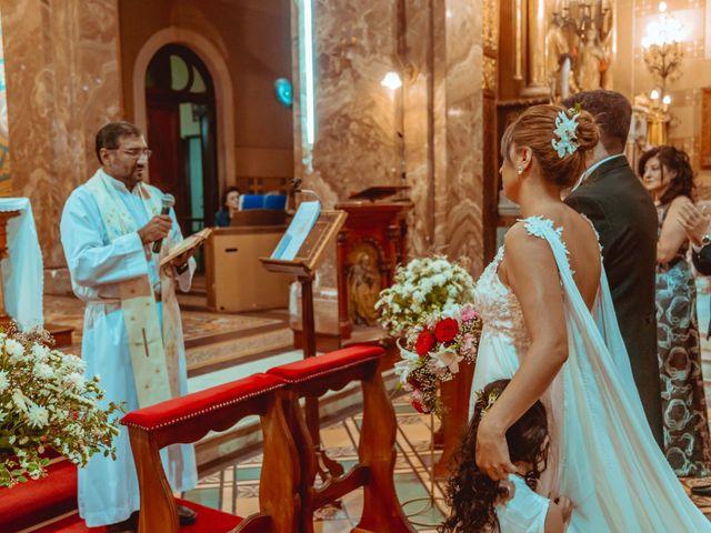 El casamiento de Pía y Gustavo