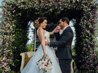 El casamiento de Rosa y Lehí