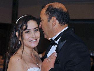 El casamiento de Melania y Rodolfo 1