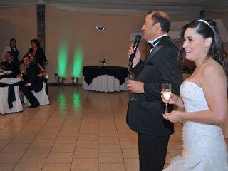 El casamiento de Melania y Rodolfo 2