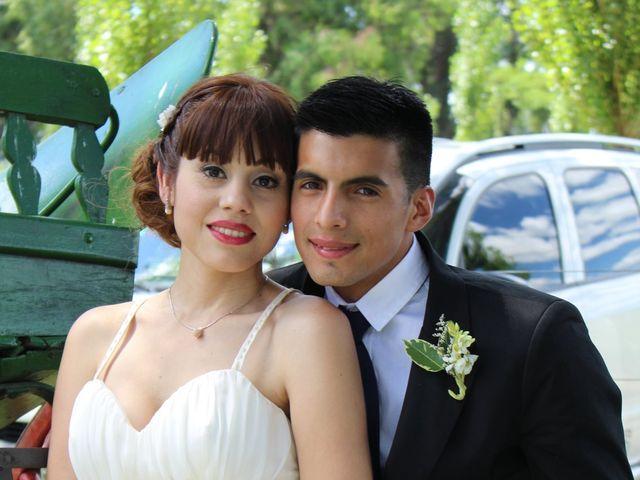 El casamiento de Natalia y Andrés