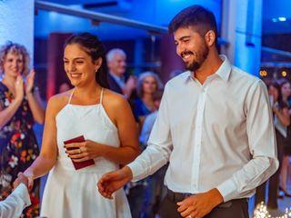 El casamiento de Jimena y Jonathan