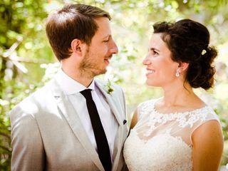 El casamiento de Juliana y Felipe