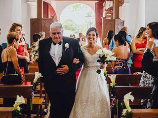 El casamiento de Edgardo y María 2