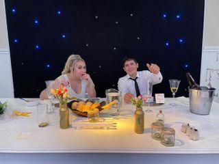 El casamiento de Barbara y Emmanuel
